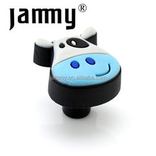2015 Hot Sale Cow cute kids bedroom cabinet knobs,drawer pulls,dresser knobs