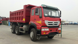 Golden Prince 20 Ton Heavy Truck Left Hand Drive