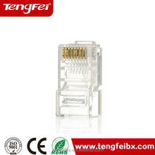 a wide selection of colours and designs rj45 plug terminator with CE RoHS certificate