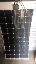 Solar Panel 12V 150W Monocrystalline Module Caravan Boat Camping Off Grid Use