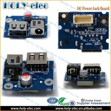 OEM brand new DC DC-IN Connector Power Jack USB Port Board Replacement For Lenovo IBM G480 G485 G580(PJ622)
