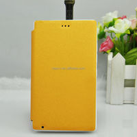 High Quality Book Style for Nokia X2 Leather Case with Sucker Buckle