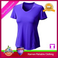 Custom high quality quick dry anti shrink anti pilling breathable skin tight plain t shirt 100 cotton t shirt wholesale t shirt