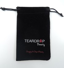 2015 Wholesale China Factory Velvet Phone Pouch