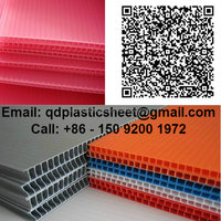 Plastic Corrugated Sheets, PP Corrugated Sheet, Floor Protection Sheet