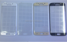 2015 new product mobile accessories 3D full cover anti-scratch Tempered Glass Screen Protector For Samsung Galaxy S6