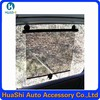 Nylon mesh roll up car sunshade sunshade sticker