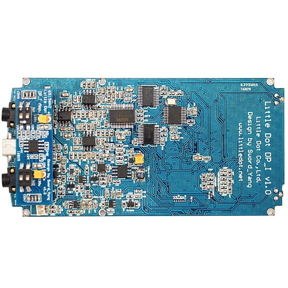 Little Dot DP_I WAV - Leitor de Áudio Digital Portátil