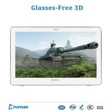 alcuna necessità occhiali 3d può vedere effetto 3d computer tutto in uno