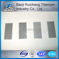 MMO anode Titanium Mesh Anodes for cathodic protection