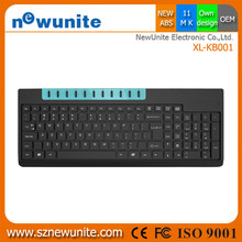 OEM computer terminal keyboard Manufacturers china supplier