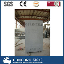 USA granite headstone and tombstone 0002