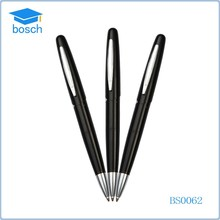 Hot Promotion office equipment clip metal ball-point pen