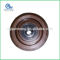 Low Price 188F/13HP rammer compactor centrifugal engine clutch, clutch pulley, clutch assembly