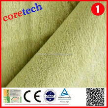 waterproof popular suede fabric for sofa factory