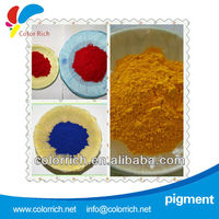high quality coloring powder Pigment Red 184 Soap Bars pigment dispersions coloring material