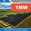 For solar power plant 1MW / 5MW / 10MW solar panel 300W SL6M72-300W