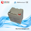 valve regulated lead acid battery 12v free maintenance battery