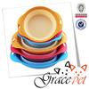 [Grace Pet] Portable Foldable Silicone Dog Bowl Pet Bowl Pet Feeding Product