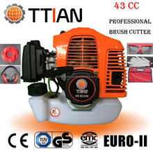 High quality and portable 43CC Brush Cutter brush cutter BC430 43cc brush cutter 1e40f engine