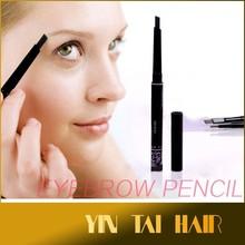 5 Colors Makeup Leopard Long Lasting Eyebrow Pancil, Waterproof Eyebrow Beauty Pen Eye Liner Lip Sticks Cosmetics Eyes Makeup