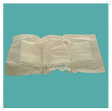Sleepy cotton breathable topsheet baby nappies distribute