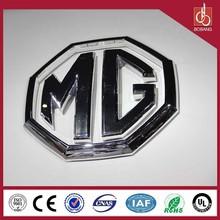 Electroplating Chrome Acrylic ABS Car Logo Advertising Sign