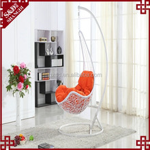 S.D aluminium frame patio swaing hanging chair with low price