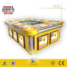 Special classical catch gold fishing game machine-Dragon king