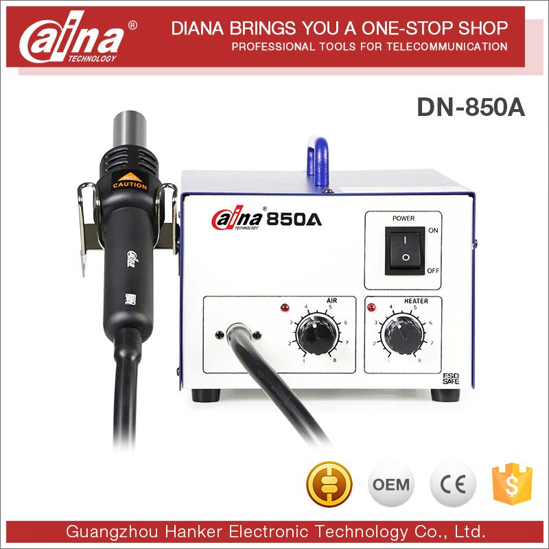 Daina DN 850A Vernünftigen Preis Mini Elektronische Entlötstation Ultraschall SMD Lötstation 3 in 1