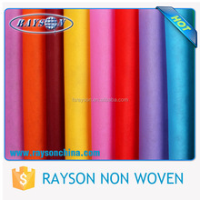 China Wholesale Colorful PP Non Woven Bag Fabric for Shopping Bag and Luggage