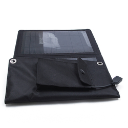 12W Foldable Solar charger panel bag For Mobile phone, ipads,iphone,smart phones ,tablets