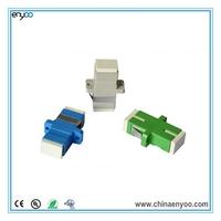 SC/SC simplex fiber optic couplers