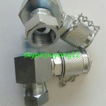 7/16 maleX female pressure test points adaptor