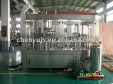 Automstic Washing Filling Capping 3in1 monobloc Juice Filling Machine