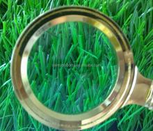 Diamond Shape Monofilament PE Football Grass Synthetic Turf