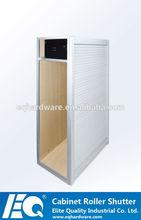 fantasia dispensa cucina in alluminio coperta rullo porta