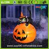 inflatable halloween pumpkin giant halloween inflatables