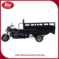 2015 New Product Made in China Gasoline Engine Motor Tricycle 3 Wheel Motorcycle