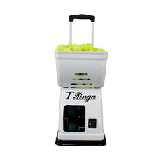 2015 HOT SALES!!!!! T2 NEW TENNIS BALL SHOOTING MACHINE WITH REMOTE CONTROL FOR TRAINING