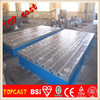 High Quality Soldering Iron Planing Surface Grinding Machine Cast Iron T Slot Floor Plate