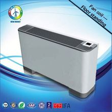 high quality air conditioner parts hvac decorative cabinet fan coil
