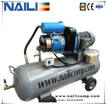 Easy installation of vane air compressor high reliability compressor used for paint spraying air system compressor