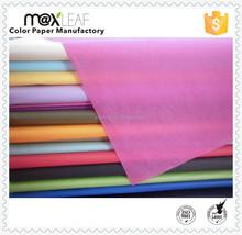 "20"" X 26"" various colors 17gsm acid free color tissue paper"