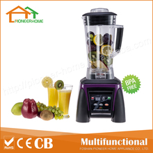 Commercial & Industrial 3.5HP motor stronger power high speed blender