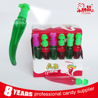 Newest little pepper toy candy fill with liquid