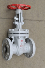 ANSI Cast Steel API Gate Valve with High Quality