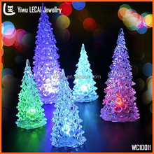 Chrismas Trees Decoration, Acrylic Led Lighting Trees , Unique Chrismas Gift