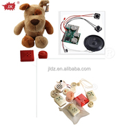 Voice recording plush toys for gift or promotion