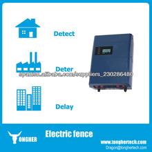 Seguridad Perimetral Energizador De Cerca Eléctrica Para Protección En Casa y hogar